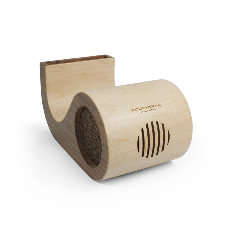altavoz sostenible roll nero ecophonic