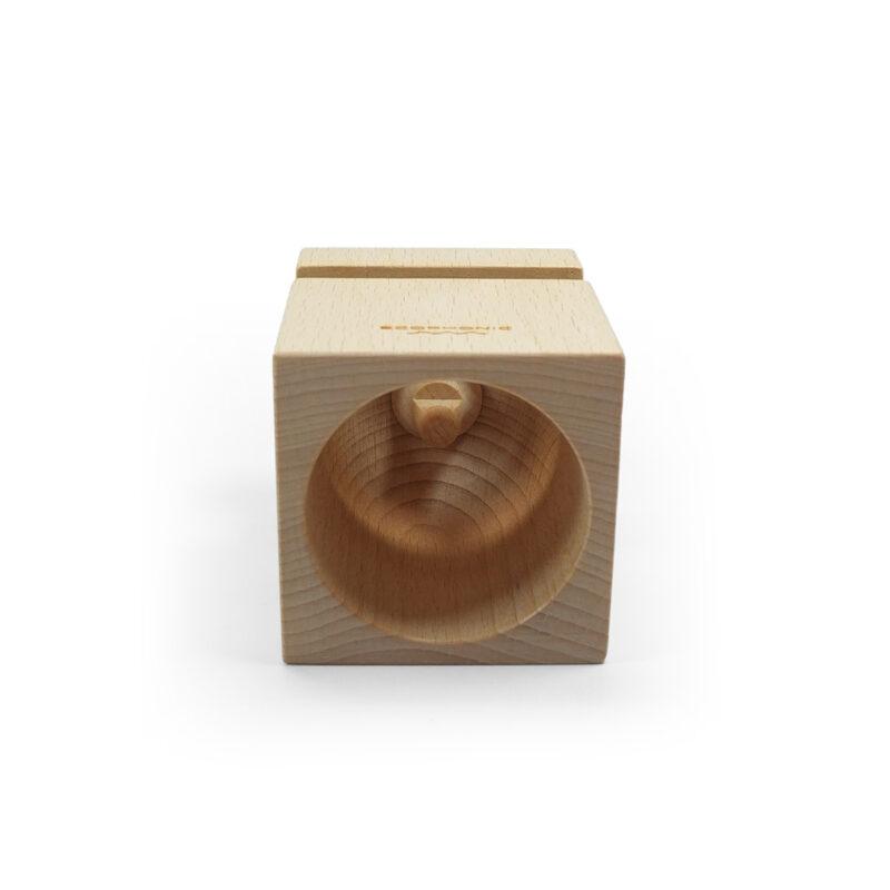 Altavoz uno en madera de haya | ecophonic