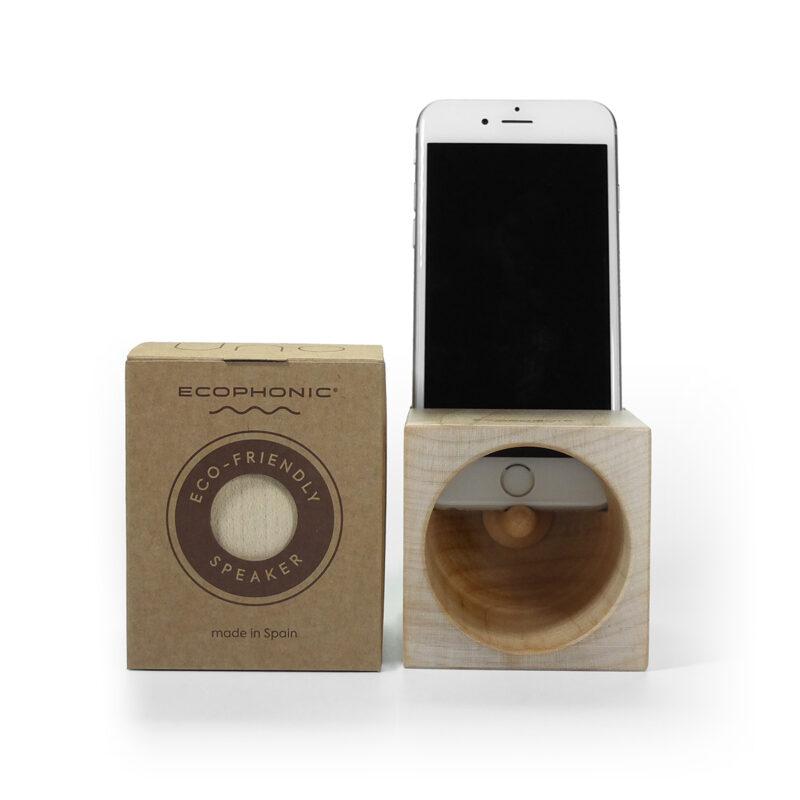 Maple ecophonic wireless speaker