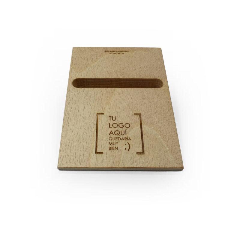 regalo de empresa sostenible altavoz balance